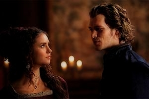 "Katherine and Klaus in ""KlaUs"""