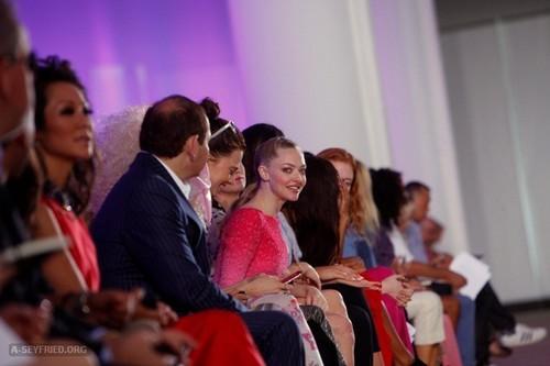 Prabal Gurung During Spring 2012 Mercedes-Benz Fashion Week [10/09/11]
