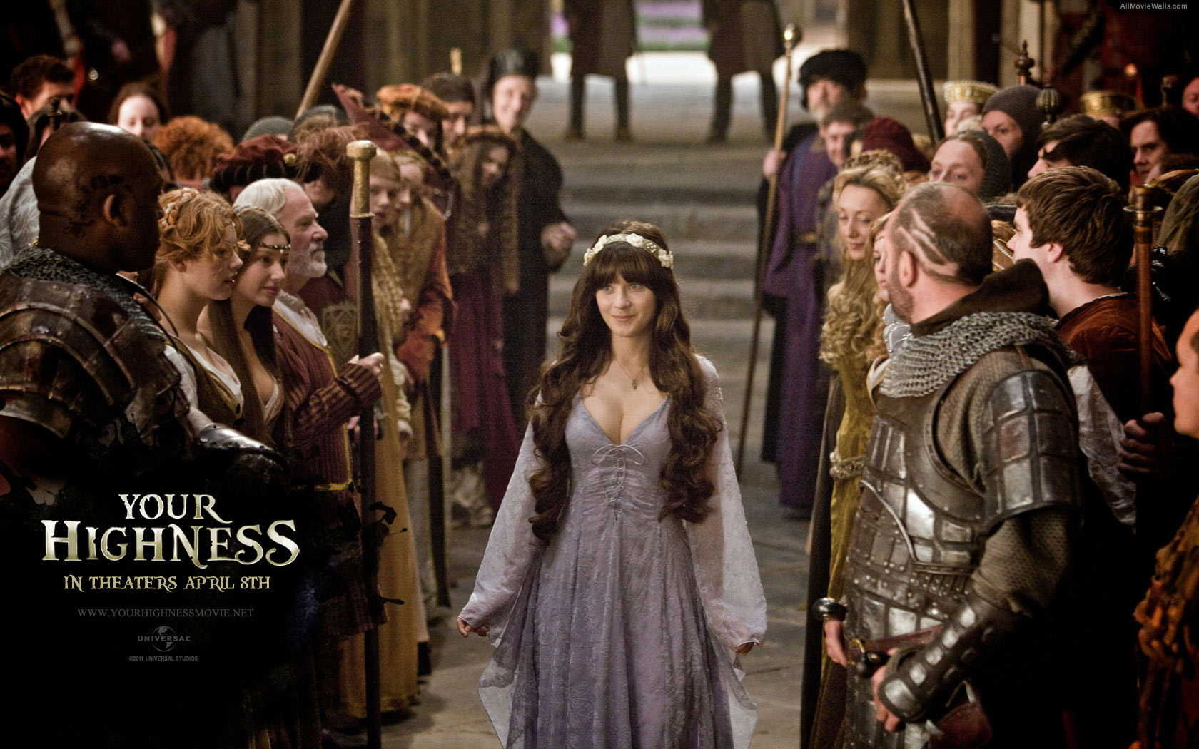 Your Highness - Movies Wallpaper (25401030) - Fanpop