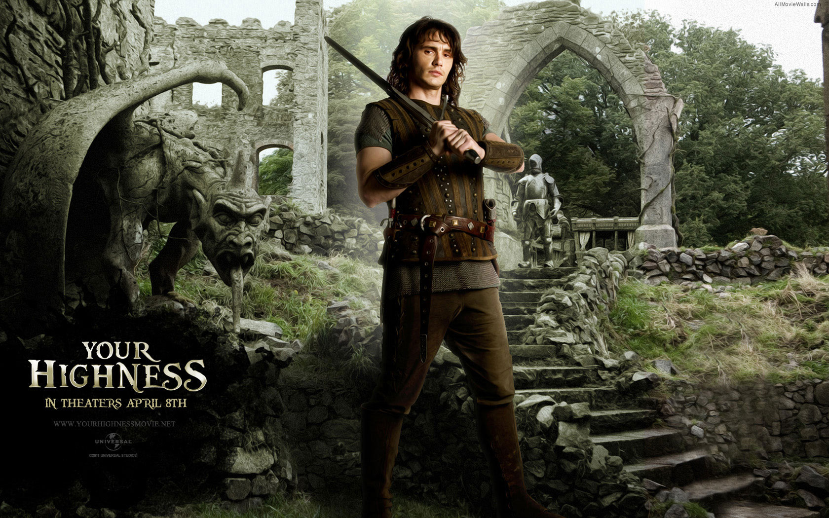 your highness   movies wallpaper 25401091   fanpop