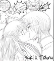 ... - fruits-basket-yuki-and-tohru photo