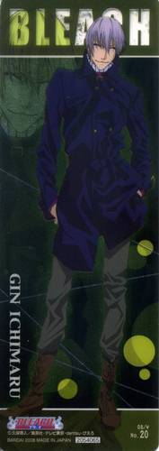 gin, rượu gin ichimaru
