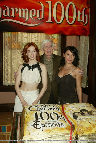 100th episode's party