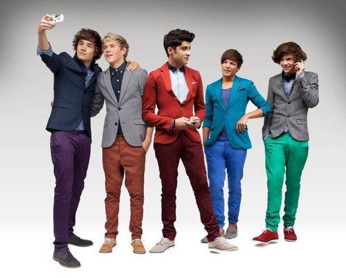 1D's Nokia photoshoot! ♥