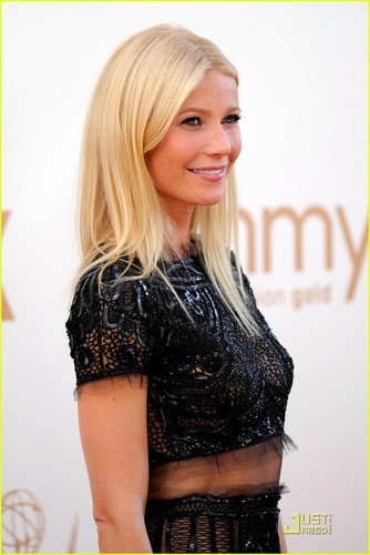 Gwyneth Paltrow 壁紙 containing a portrait called 2011 Award