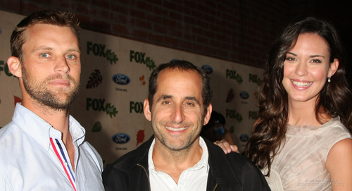 Peter Jacobson karatasi la kupamba ukuta called 2011 fox, mbweha Fall Eco-Casino Party [September 12, 2011]