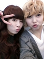 4Minute's Hyuna & Sohyun - hyuna-kim photo