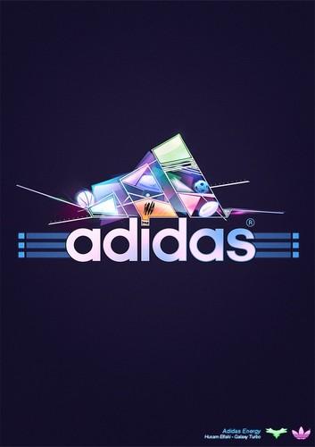 Adidas Обои titled Adidas Logo