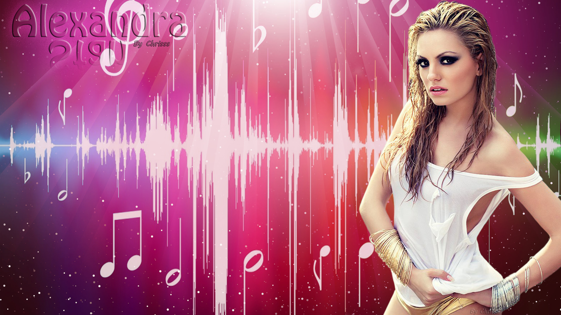 Alexandra Stan - Wallpaper Colection