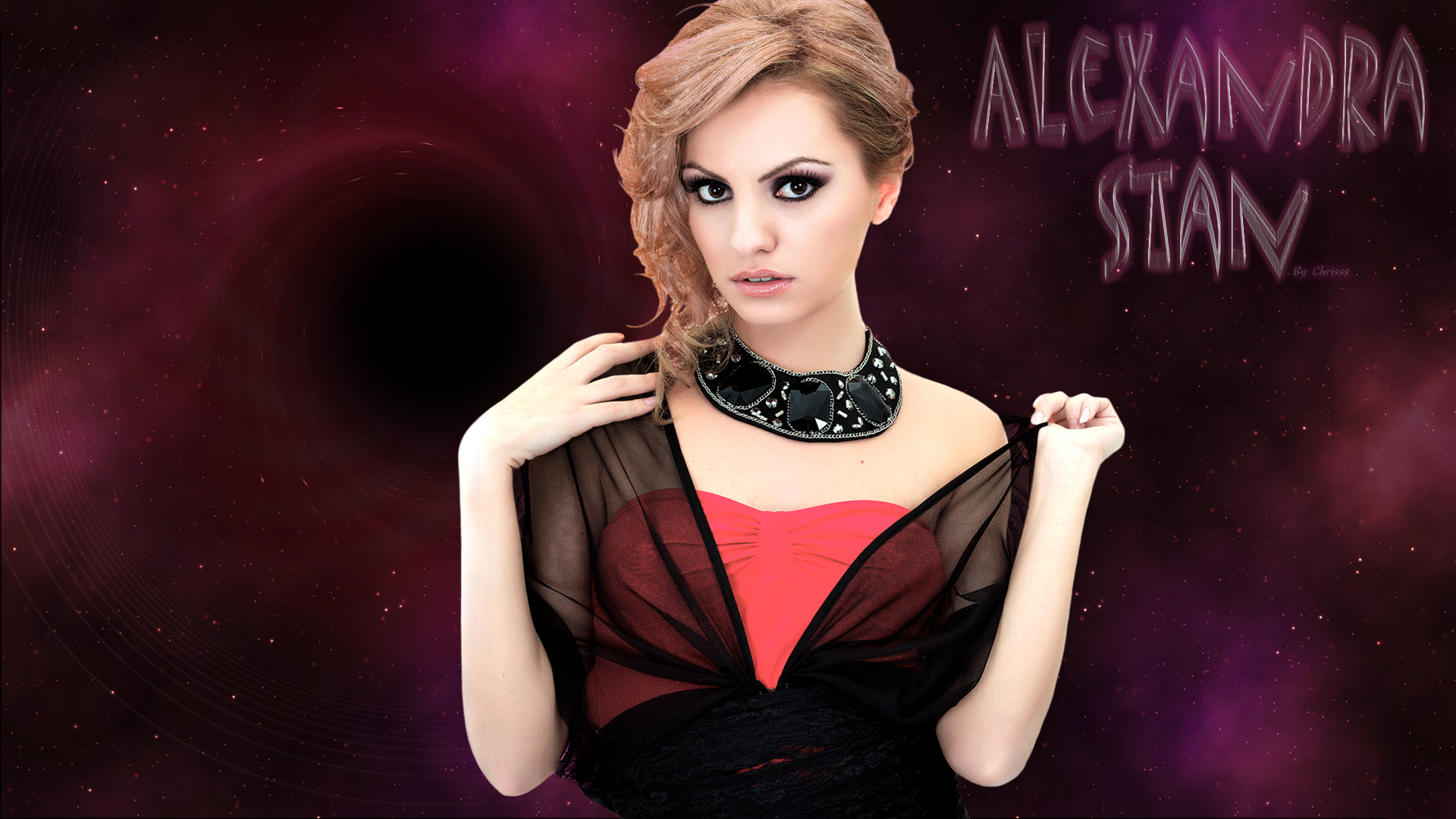 Alexandra Stan - Images Hot