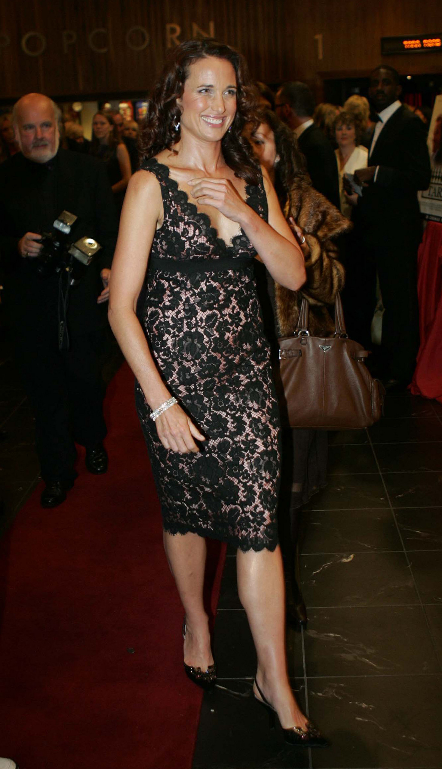 Andie MacDowell latest photos