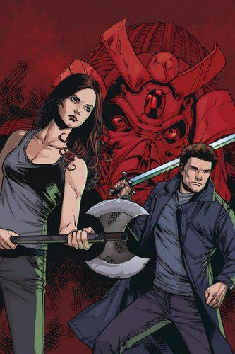 Angel & Faith Comic Book