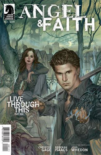Angel & Faith Comic Book