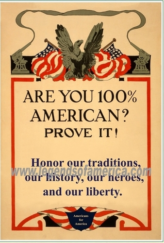 Are anda American?