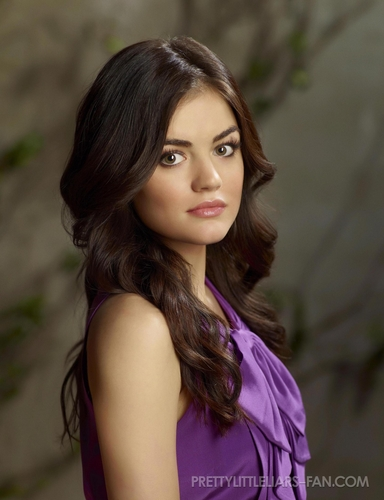 Aria Montgomery wallpaper with a portrait titled Aria Season 2 HQ Promos