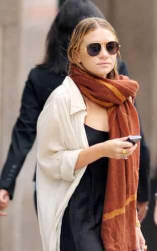 Ashley Olsen - Stepping out in NYC, September 15, 2011