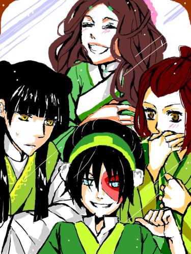 Avatar girls