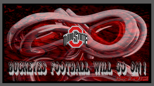 BUCKEYES FOOTBALL WILL GO ON