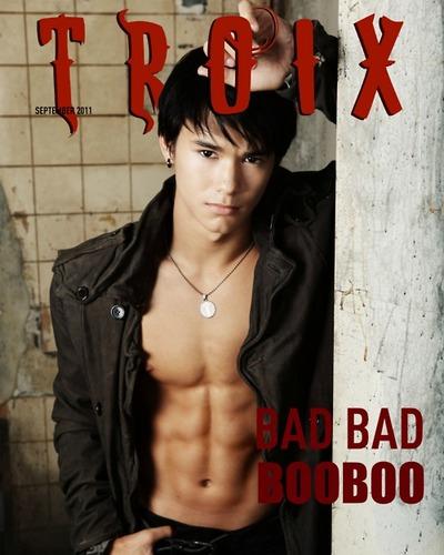 Bad Bad Booboo cover