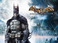 Batman Arkham Asylum - video-games wallpaper