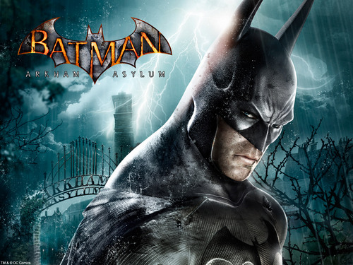 Video Games wallpaper called Batman Arkham Asylum
