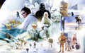 luke-skywalker - Battle of Hoth wallpaper