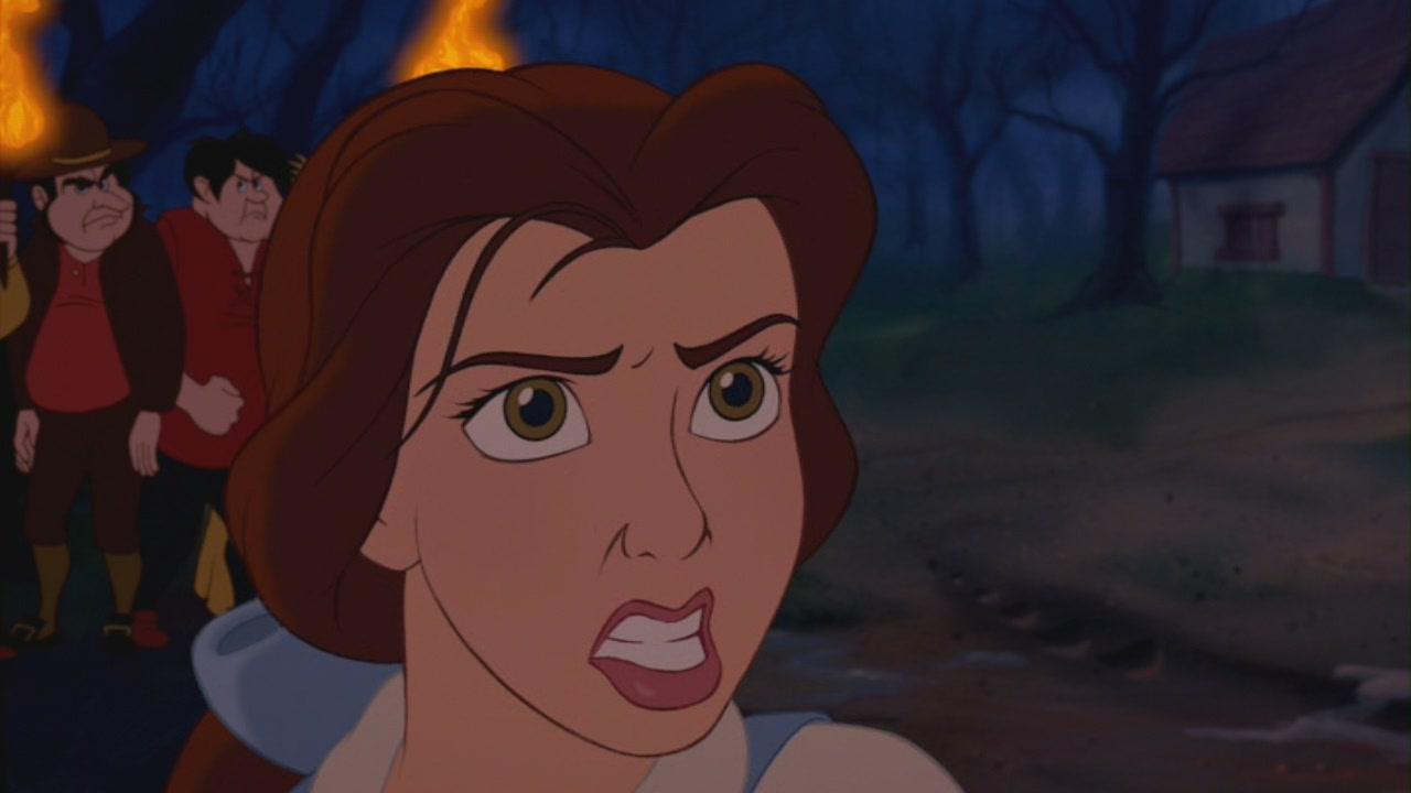 the naïve princess disney and the