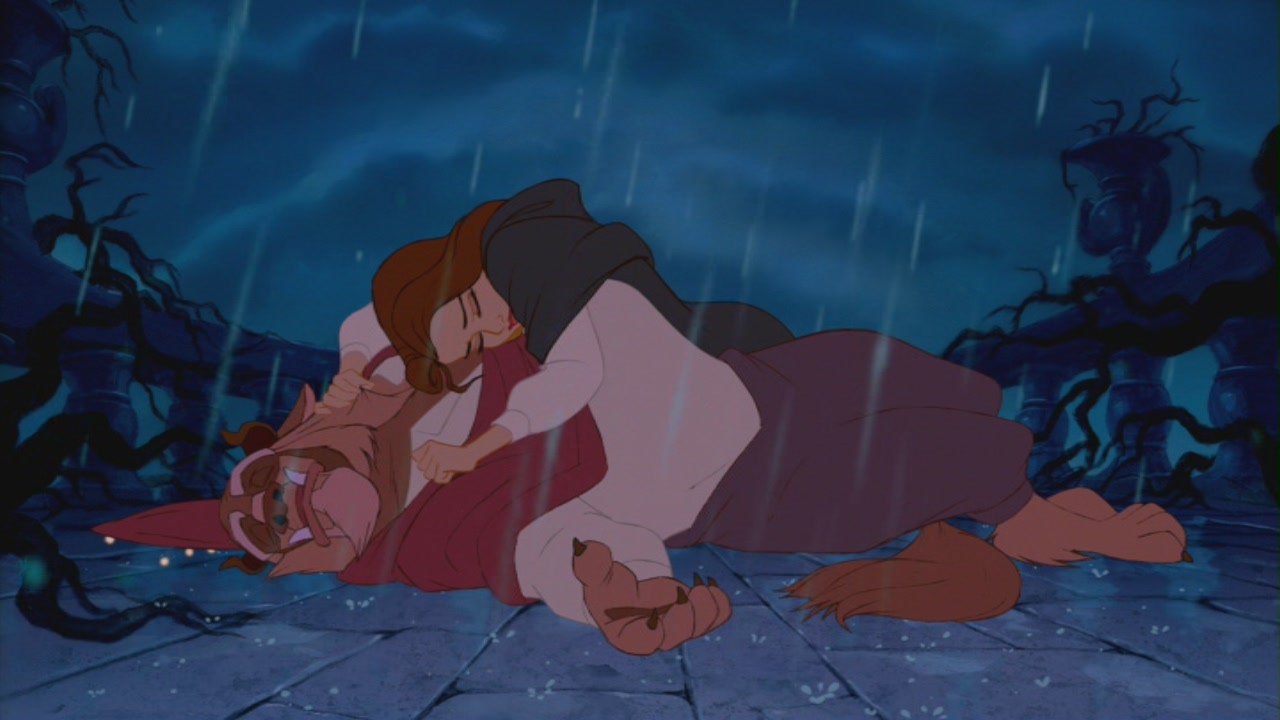 an analysis of the feminism and chauvinism in disneys children movie beauty and the beast