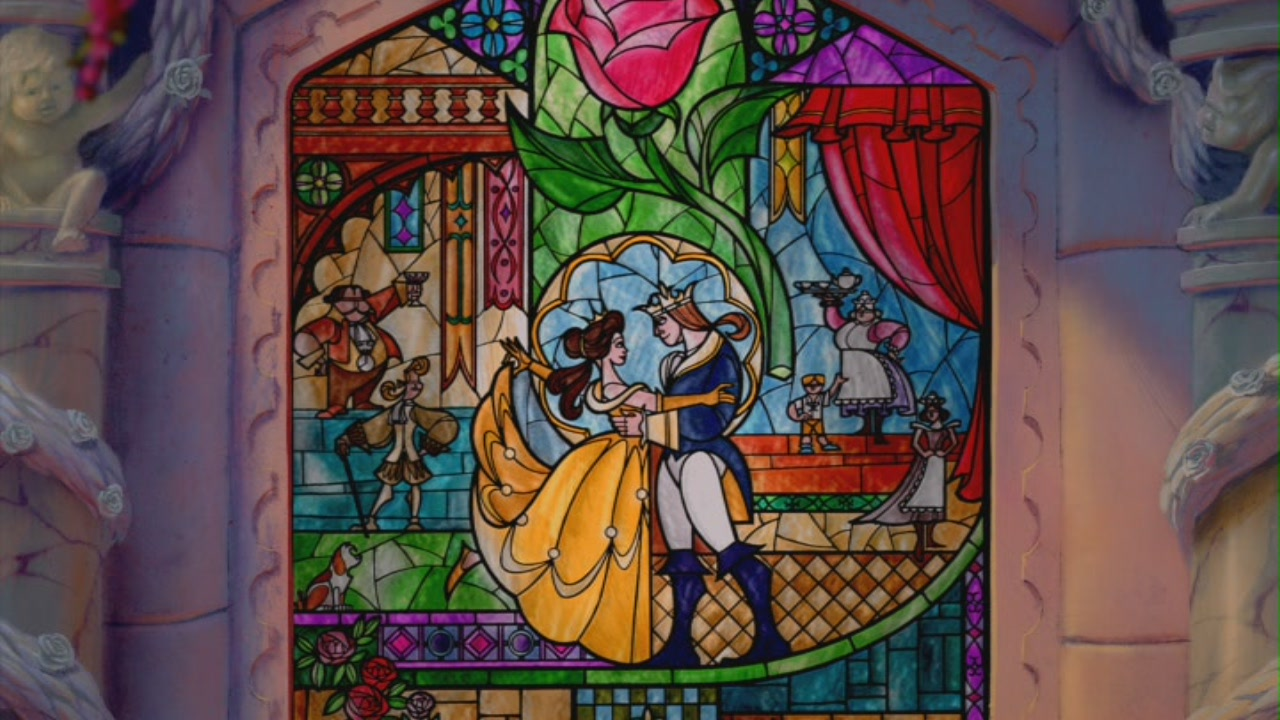 Beauty and the beast belles bedroom - Cocteau And Disney S Beauty And The Beast As Gay Advocates