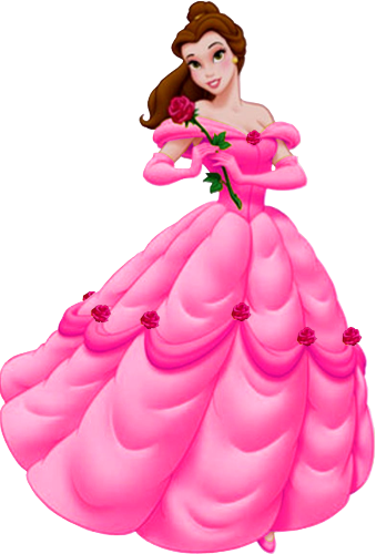 Belle in roze