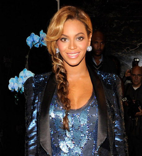 Beyoncé Hosts Pulse Fragrance Launch Party