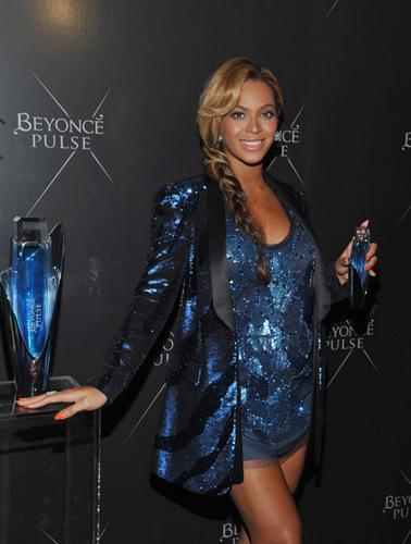 Beyoncé Hosts Pulse Fragrance Launch Party