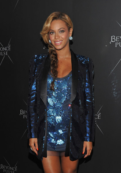 Beyoncé Hosts Pulse Fragrance Launch Party - beyonce photo