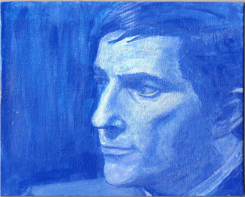 Blue Barnabas