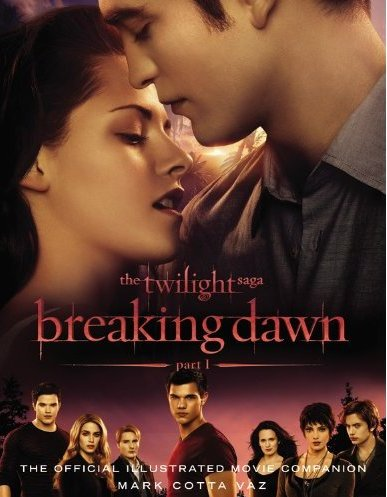 Breaking Dawn part 1 movie companion