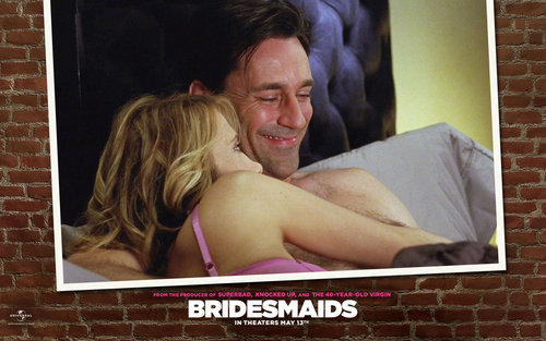 Movies wallpaper called Bridesmaids