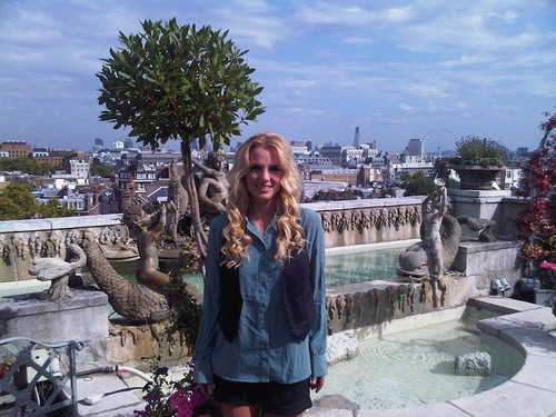 Britney - In ロンドン - September 16, 2011