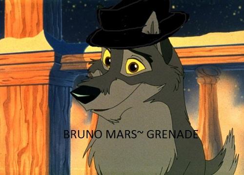 Bruno Mars~ Granade