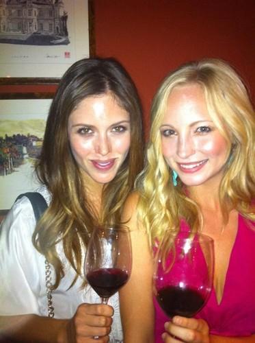 Candice & Kayla