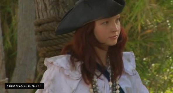 Candice in 'Pirate Camp' [2007]!