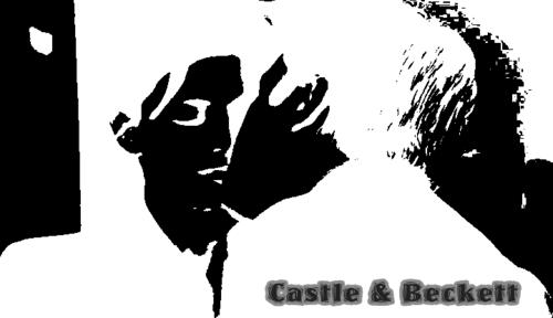 Caskett kiss