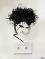 Cassette Tape portrait - music photo