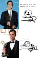 Cereal Guy :] - jim-parsons fan art