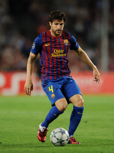Cesc (Barcelona - AC Milan)