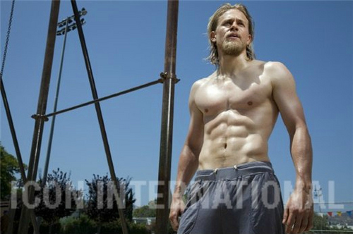 Charlie Hunnam Sons Of Anarchy Wallpaper Download