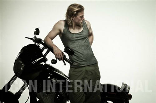 Sons Of Anarchy wallpaper entitled Charlie Hunnam♥