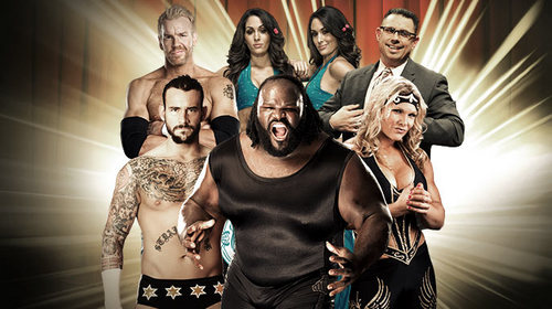 Chrsitian,The Bellas,Michael Cole,Beth Phoenix,Mark Henry,CM Punk