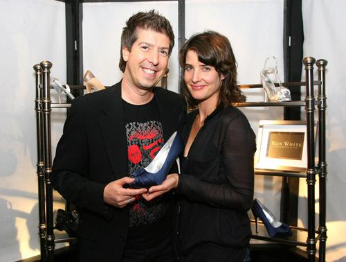 Cobie - Emmy Awards Gift Lounge