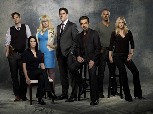 Criminal Minds 7: Promotional 照片