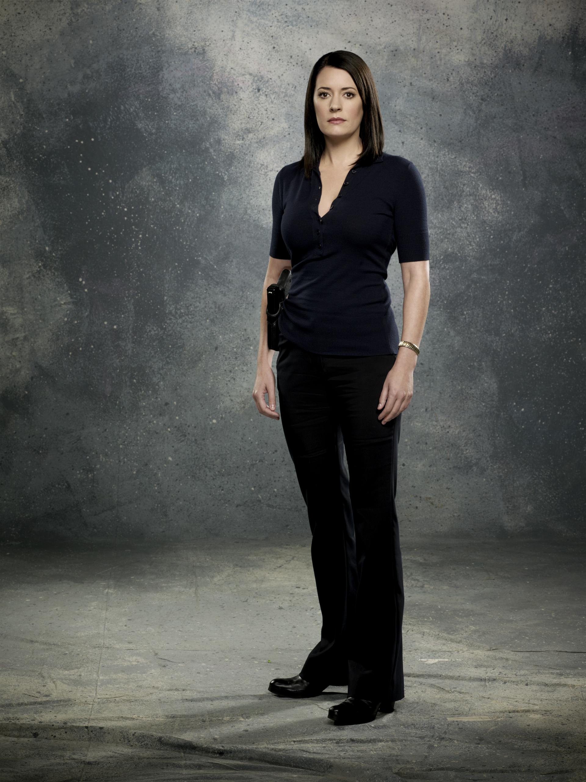 Criminal Minds 7: Promotional Photos - Paget Brewster